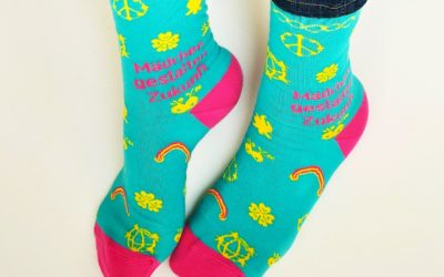 Socken vom Mädchenbeirat!